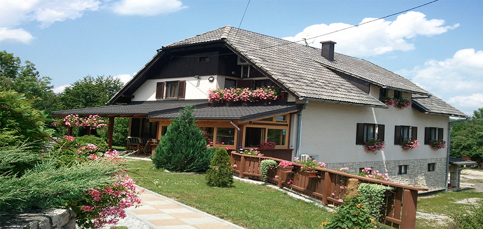 a warm welcome to our house, centrally located in a quiet small nice village at a short walking distance, 400 m, from the Entrance 1 to the National Park Plitvice Lakes